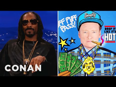 Snoop Dogg Shows Off His Snoopify App video