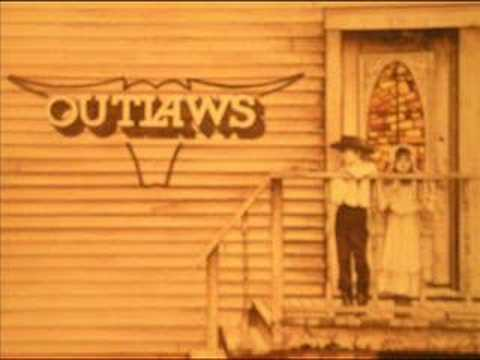 Outlaws - Green Grass And High Tides