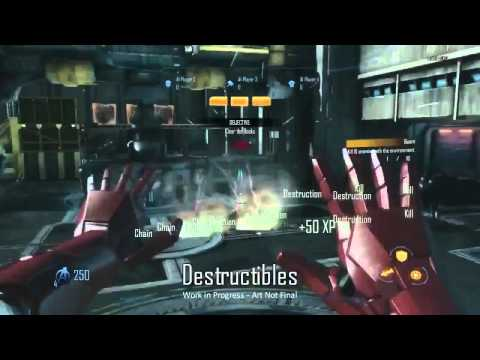 (CANCELLED) The Avengers - Video Game Gameplay Footage