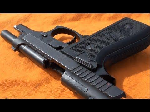 Pistola Taurus PT-58 HC Plus em .380 ACP