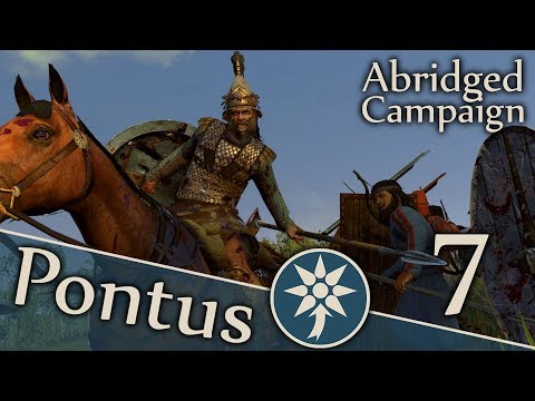 Divide Et Impera: Pontus #7 | Total War Rome 2 Abridged Campaign Commentary