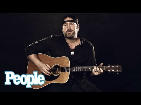 Country's Lee Brice Goes Acoustic on 'When the Whiskey Used to Burn' - PEOPLE