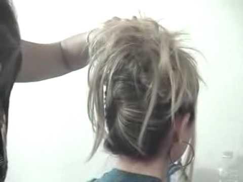 Videotips peinado de noche