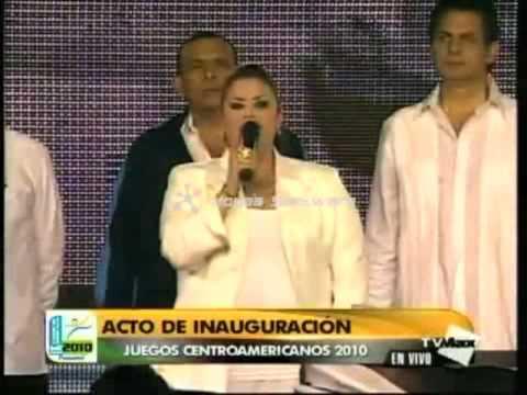 Himno Nacional de Panamá interpretado por Any Tovar, Janelle Davidson y Lissette Condasin