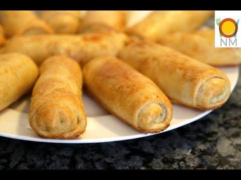 Молдавские пирожки ВЭРЗЭРЕ с квашеной капустой. Очень вкусные !Остановиться невозможно!