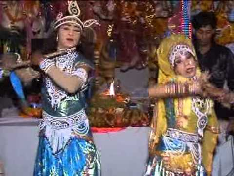 main barsane ki chori bhakti song by...
