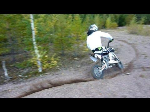 YCF 150 - Riding