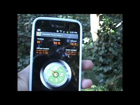 Geocaching: Free Sport for Outdoor Enthusiasts (Android, iOS, and more)