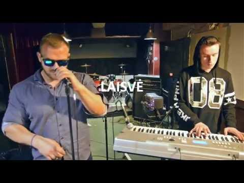 "Ironvytas Pro - laisvė (live iš repeticijos 2015) |Piano by Spotas ""Flow on the Spot"""