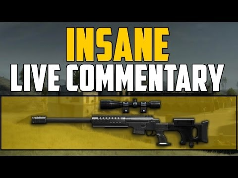 JNG w/ Vulcan Scope INSANE Live Commentary! (BFP4F)