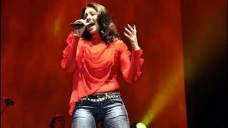 Sunidhi Chauhan Live At Airtel Mirchi Music Awards 2010