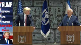 Trump Just Did What No President Has Done Before! Israel And Palestine Will NEVER Be The Same…