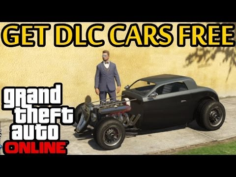 ★ GTA 5 Online - How To Get Collectors Edition Cars For Free!