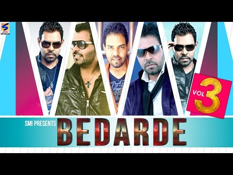 Bedarde Vol 3 VIDEO Jukebox || Kanth kalerDeepak hans || New...