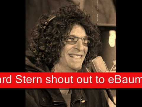 Howard Stern like's eBaumsworld.com!