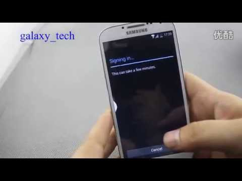 Samsung Galaxy S4-I9500 High copy review