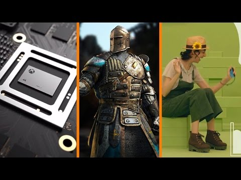 Xbox Scorpio NOT Upgradable + For Honor DESTROYED on Steam + PETA vs 1-2-Switch - The Know
