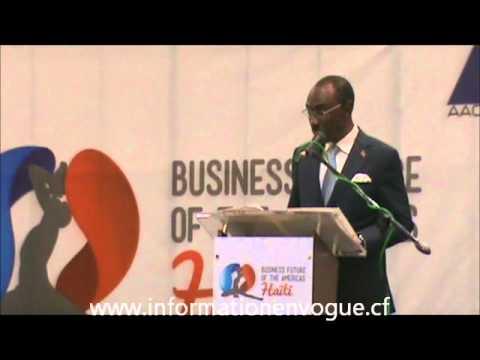 AMCHAM HAITI PRESENTE  Business Future of the Americas