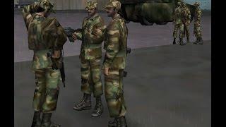 GTA Vice City NFS Underground Military Base Ep.3! [LIETUVIŠKAI]