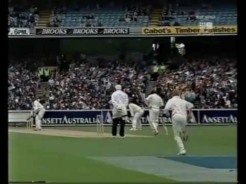 Brett Lee vs India MCG debut test ball by ball for 30 mins 1999/00