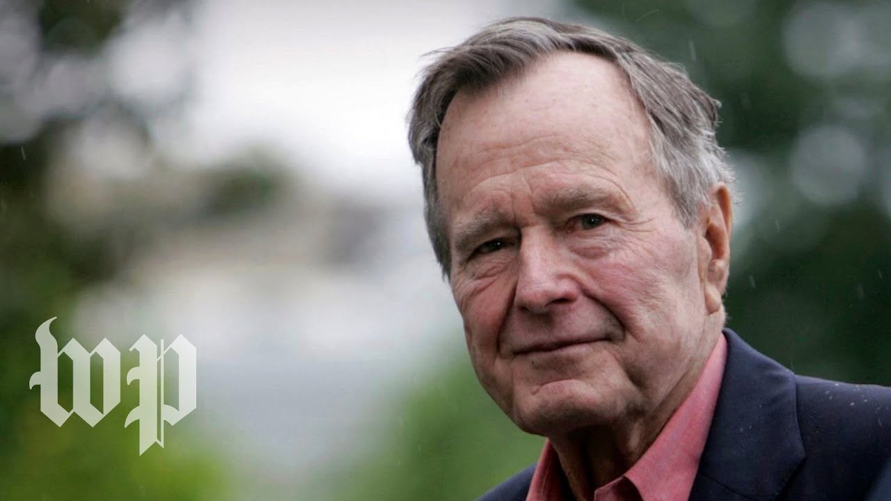 Tributes pour in for George H.W. Bush