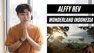 Download lagu WONDERLAND INDONESIA by Alffy Rev (ft. Novia Bachmid) REACTION