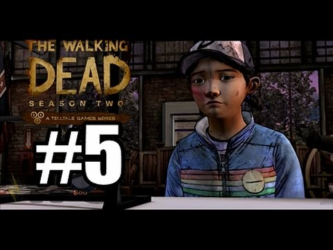 The Walking Dead Season 2 Episode 4  [blind] W  Commentary P.5 - Natural History video