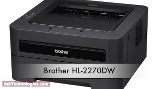 Brother HL 2270DW Instructional Video