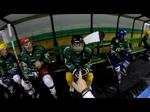 Hokejové utkání Staří - Mladí (6.12.2016)
