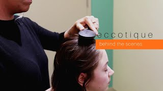 Aveda Pramasana Scalp Treatment at Eccotique