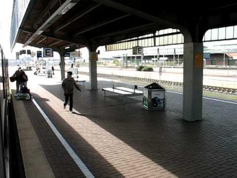 Zugansage in Dortmund Hbf nach Ankunft des IC 2048