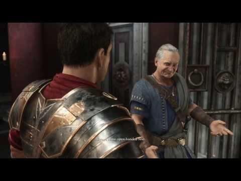 """Ryse: Son of Rome with Odin! """"Your mom is pretty hot!"""" Part 2"""