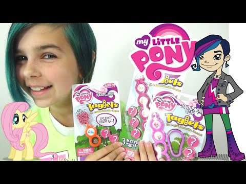 My Little Pony - Taglets Bracelet, Backpack Clip and Necklace with Surprise Tags