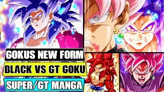 Beyond Dragon Ball Super: Goku's NEW Form! Super Saiyan God Super Saiyan 4 Goku Is Born