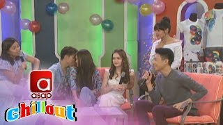 ASAP Chillout: Darren shares his Star Magic Ball experience