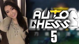 Bishop Lobby w/ the Crew Hafu Auto Chess 5