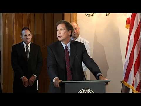 Kasich's Exotic Animals Executive Order video