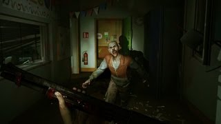 ZombieU gameplay footage PAX 2012 demo