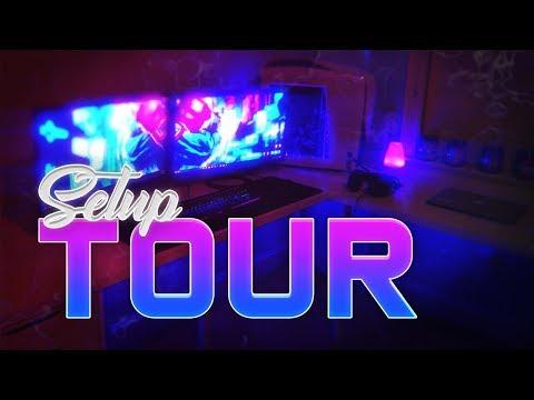 Tech Room Tour