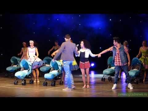 Шоу-балет Аллы Духовой Тодес (Todes) - Танцуем любовь