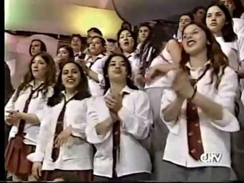 CHICOS TECNO 8 ESCOGIDOS REPECHAJE
