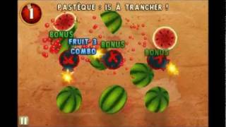 Fruit Ninja Puss In Boots Bandito Mode High Score