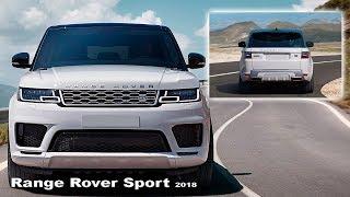 Range Rover Sport 2018 - Interior and Exterior   NEW Design Range Rover