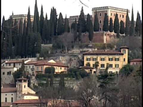 Travel Destinations - Verona, Italy - 090319