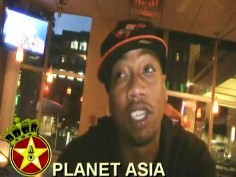 The Archivest Exclusive Interview With PLANET ASIA PT 1