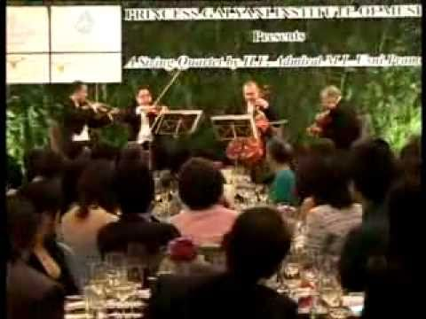 Ratchaprasong : String Concert at Four Seasons Hotel Bangkok