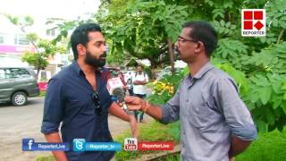 Asif Ali Reaction on Dileep Case│Reporter Live