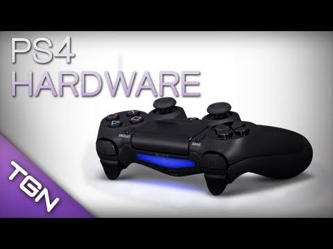 &acirc; Playstation 4 : Hardware Specifications (Graphics/Performance/Development)