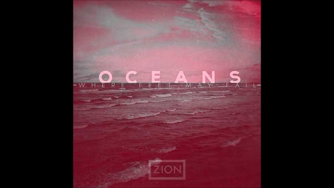 "Hillsong - ""Oceans(Where Feet May Fail)"" Karaoke - YouTube"