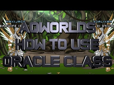 AQWorlds How To Use Oracle Class